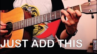 Download Lagu Enhance Your Open Chords (simple way to sound pro) Gratis STAFABAND