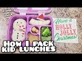 Packing Christmas Lunches Easy CUTE Lunch Ideas Bella Boo S Lunches mp3