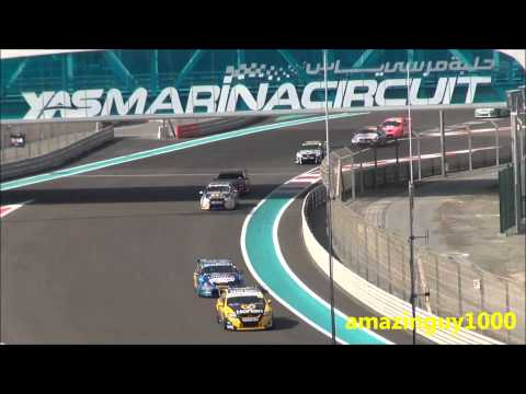 2012 FORMULA 1 ETIHAD AIRWAYS ABU DHABI GRAND PRIX V8 Supercars Race