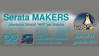 Interfaccia WiFi per Arduino con ESP8266 gestita da Android