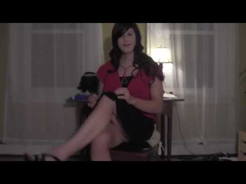 Crossdressing Tips For Beginners  28  Crossing Legs &amp  Sitting Like A Lady
