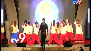 Charmi dances at New Year Celebrations with sridhar dance troupe
