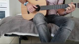 Shallow(A Star Is Born)-Lady Gaga, Bradley Cooper-guitare