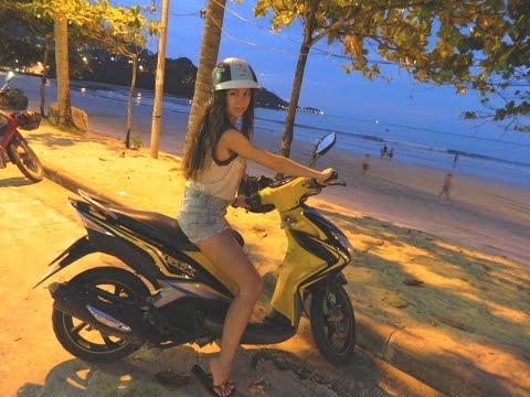 VLOG: Пхукет,аренда байка,экскурсия Big Buddha самостоятельно,закат на пляже Патонг:)