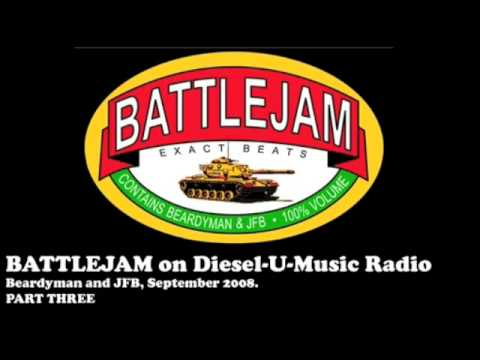 BATTLEJAM Diesel-U-Music Radio Show. Part Three.