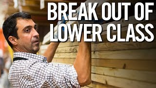 FIX YOUR LIFE AND GET OUT OF DEBT! 💰 Break Out Of The Lower Class