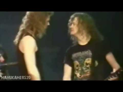 Metallica - Errores y Momentos Graciosos (Epic Fails and Funny Moments)