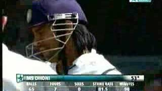 dhoni 92 off 81 part 1