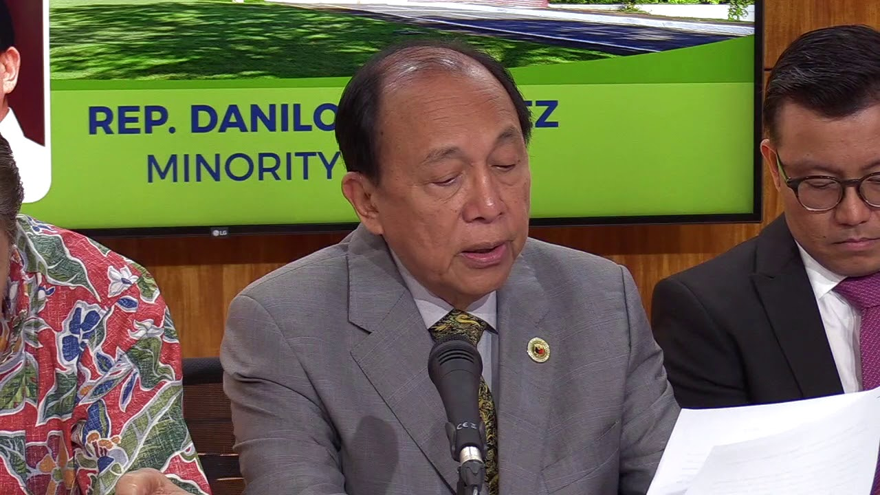 Minority bloc seeks to summon DBM: 2019 nat'l budget 'might be used' for polls