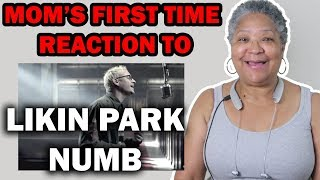 Mom Gives Thoughtful First Time Reaction to Linkin Park- Numb