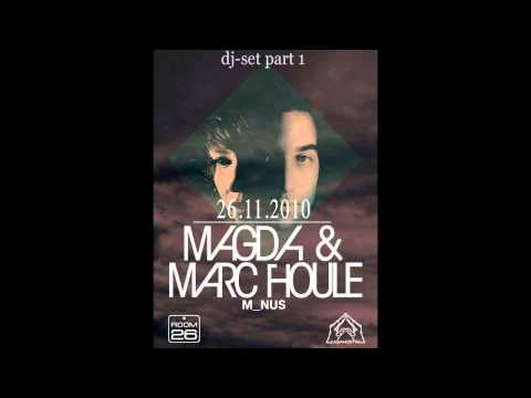 Magda & Marc Houle - DjSet in CASANOSTRA (part 1).avi Music Videos