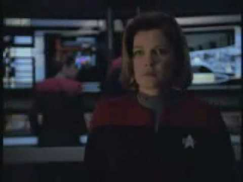 Star Trek Voyager - Over and Over(Kathryn Janeway) Video