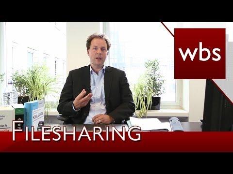 Filesharing: Neue Grundsatzentscheidung Des Bgh (bearshare) | Kanzlei Wbs video