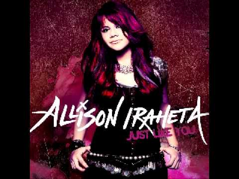Allison Iraheta- Don't Waste The Pretty