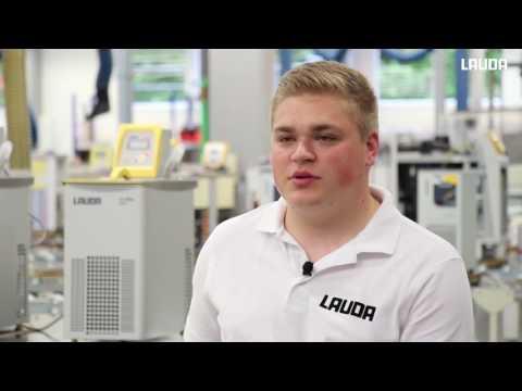 Ausbildung bei LAUDA – Mechatroniker für Kältetechnik