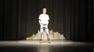 Nepolian Dynomite Dance - Haileybury Revue 2012