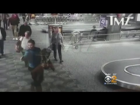 New Video Shows Initial Moments In Deadly Fort Lauderdale Airport Shooting