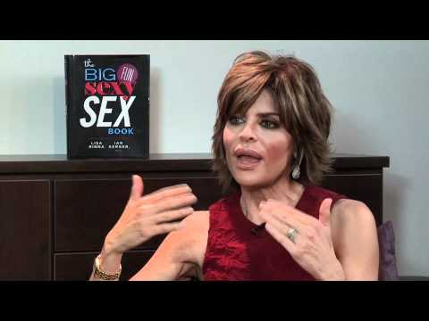 Lisa Rinna - The Big Fun Sexy Sex Book Promo