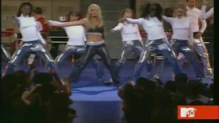 "VMAs 1999:: Britney Spears - ""Baby One More Time"" Live"