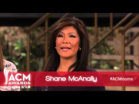 2014 ACM Awards Songwriter of the Year Nominees Presented by Hosts of The Talk