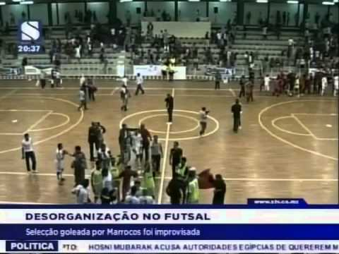 Jogadores boicotaram seleco de futsal por falta de &#8220;pocket money&#8221;