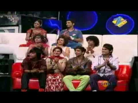Lux Dance India Dance Season 2 March 12 '10 Aditya Narayan & Vikram Bhatt (Shaapit) Video
