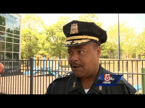 Connection between community, police is vital, says Boston police chief
