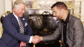 Prince Charles full interview with George Stroumboulopoulos
