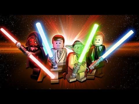 Trailer do gameplay de Lego Star Wars III