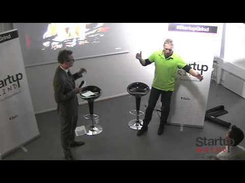 Startup Grind Oslo 2015 - Greenbird CEO Thorsten Heller