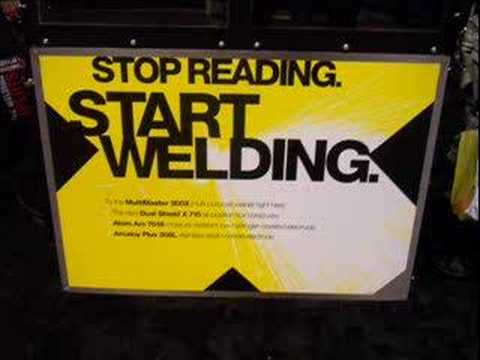 Welding expo and Fabtech 2007