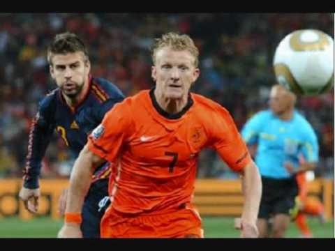 World Cup Netherlands vs Spain 0-1 (WK 2010, final)