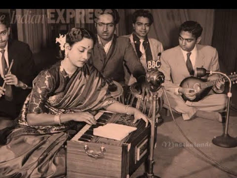 Haule Haule Hawayen Dole..Geeta Dutt (NFS1954) - Bharat Vyas...