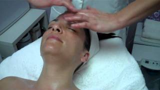 Facial Video 2 of 4, krausespa.com, massagecollege.org,