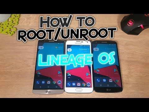 Lineage OS Root and Unroot using Magisk - Samsung Galaxy S5, LG G2, G3, any Android Phone [Tutorial]