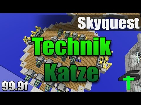 Technik Katze | Skyquest | #99.9f | Items4Sacred [GER]