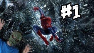 The amazing spider man game walkthrough part 1 xbox 360