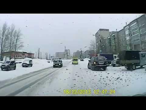 ДТП Березники ул. Свердлова