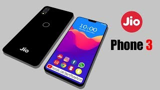 Jio Phone 3 Whatsapp, First Look, Camera, Price & Launch Date, 5G SIM, Features & Specifications