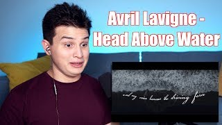 Vocal Coach Reaction To Avril Lavigne Head Above Water