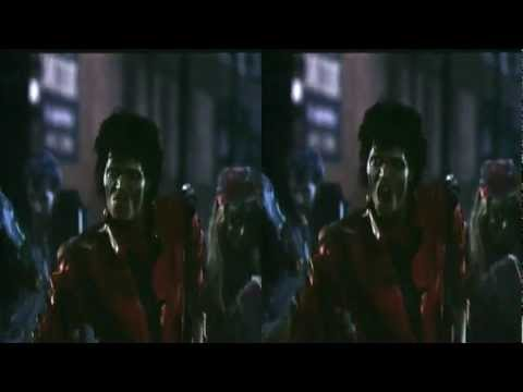 Michael Jackson-Thriller 3D HD