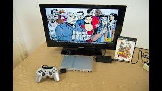 PlayStation 2 - GTA III - Grand Theft Auto III