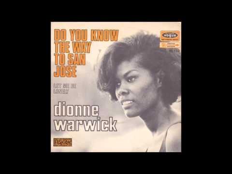 Dionne Warwick - Do You Know The Way