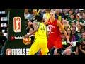 EXCLUSIVE #WNBAFinals Game 1 Mini Movie