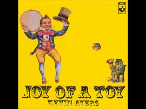Kevin Ayers - Stop This Train (Again Doing It)