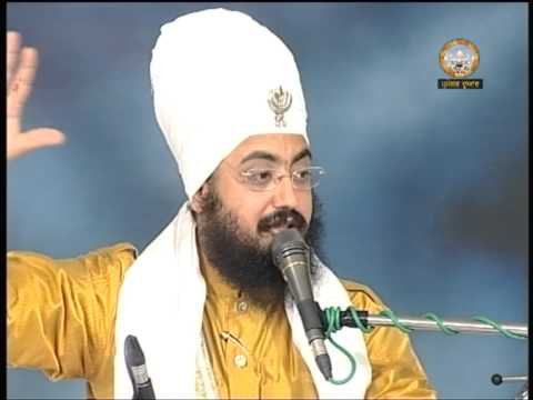 [Asi Putt Han Guru Gobind Singh De] (6.4.13 Samana) Sant Baba Ranjit Singh Ji Dhadrianwale