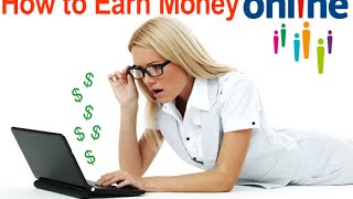 How to make money online from 5 to 30 dollars per day