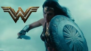 Wonder Woman - Rise of the Warrior Official Trailer
