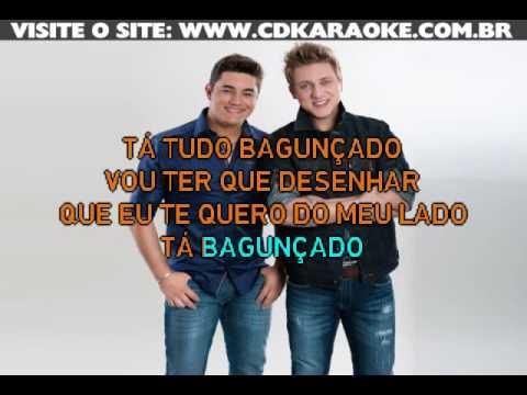 George Henrique E Rodrigo   Tá Bagunçado