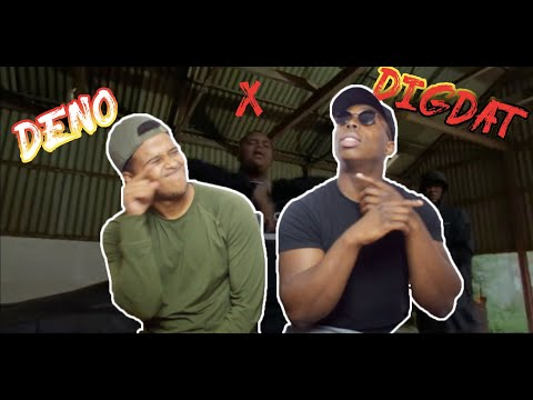 Deno ft. DigDat - Change (Official Video) - REACTION